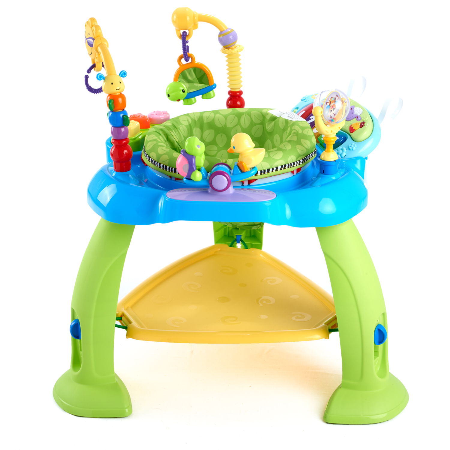 Bouncer Baby Baby Bouncer Jumper Learning Activity Pad For Kids Child