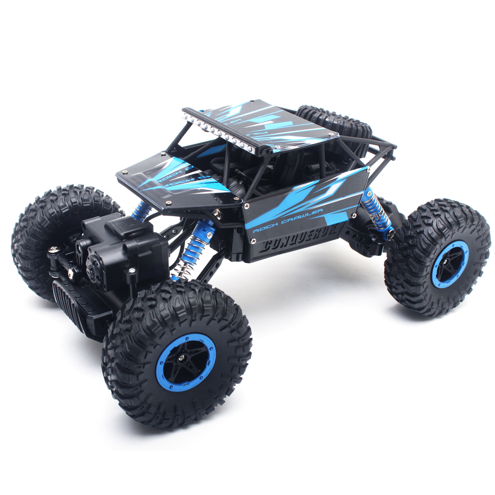 Toy Buggy Ebay 4wd Rc Monster Truck Off Road Vehicle 2 4g Remote Control