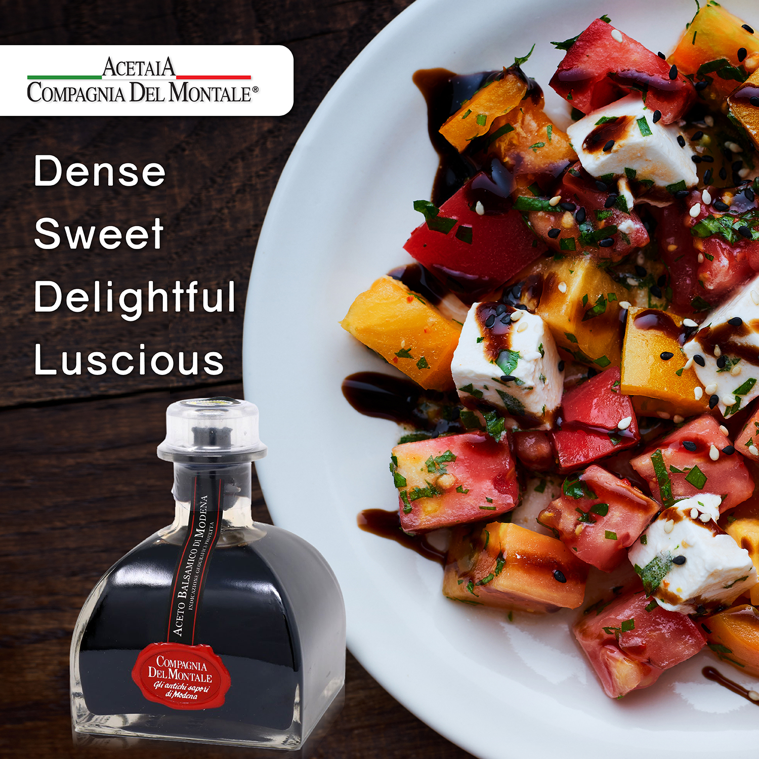 Cucina & Amore White Balsamic Vinegar Details About Compagnia Del Montale Balsamic Vinegar Of Modena Igp 8 8 Fl Oz 250ml