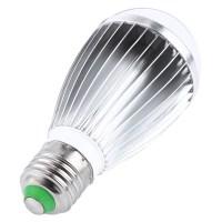 7W E27 LED PIR Motion Sensor Auto Lamp Bulb Infrared ...