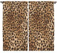 Leopard Tiger Zebra Print Bedroom Living Room Dining Kids ...