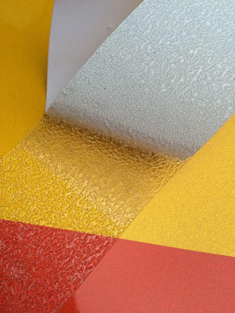 Clear Skin Friendly Anti Slip Tape Waterproof Gripbath