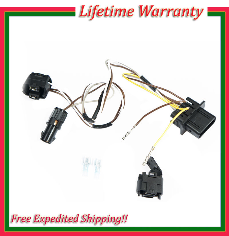 Right Headlight Wire Harness Connector Repair C120 For 98-03