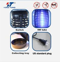 Electric Mosquito Killer Fly Bug Insect Zapper Killer Pest ...