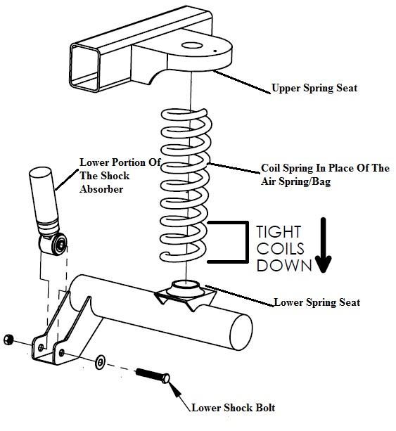 air suspension diagram likewise air ride suspension wiring diagram