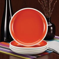 Rachael Ray Dinnerware Rise Collection 4-Piece Stoneware ...