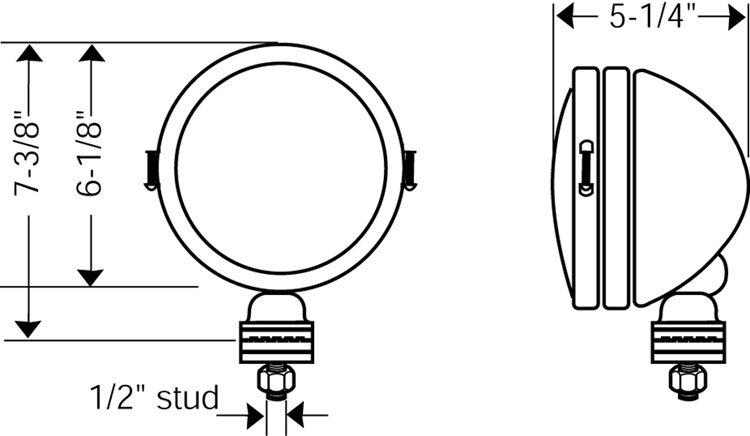 kc daylighter wiring harness