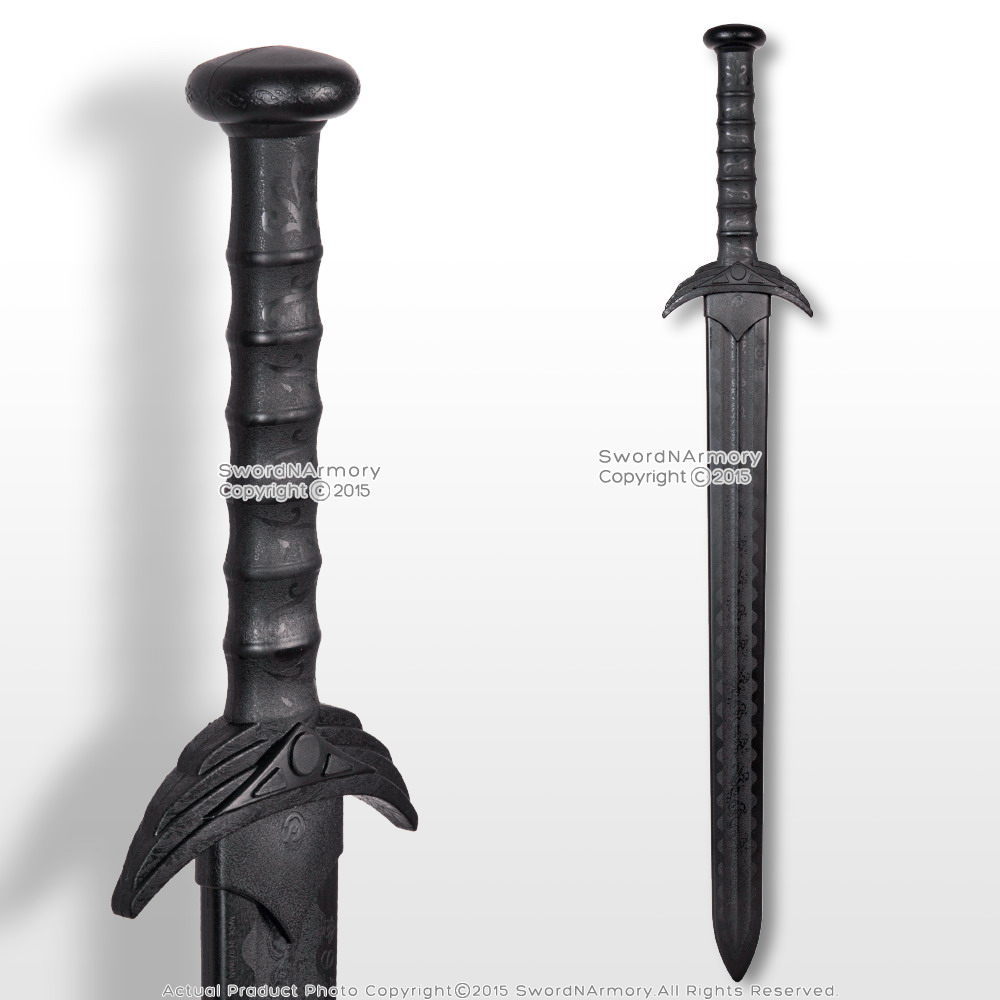 Halloween Hema Details About Medieval Two Handed Polypropylene Western Martial Art Training Sword Hema Wma