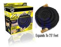 Xhose PRO 75ft Dap Original Expanding Hose Black with ...