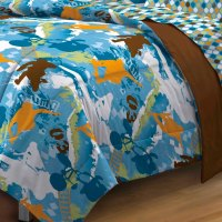 NEW Extreme Sports Blue Teen Boys Bedding Comforter Sheet ...