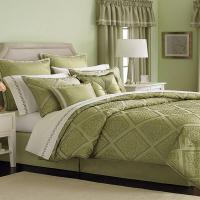 Martha Stewart Seville King 24 Piece Comforter Bed In A ...