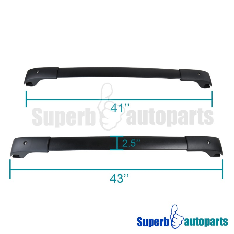 For 2010 2017 Subaru Crosstrek Impreza Cross Bars Roof Top