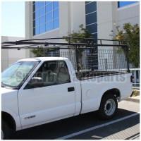Adjustable Truck Contractor Ladder Rack Pick Up Lumber ...