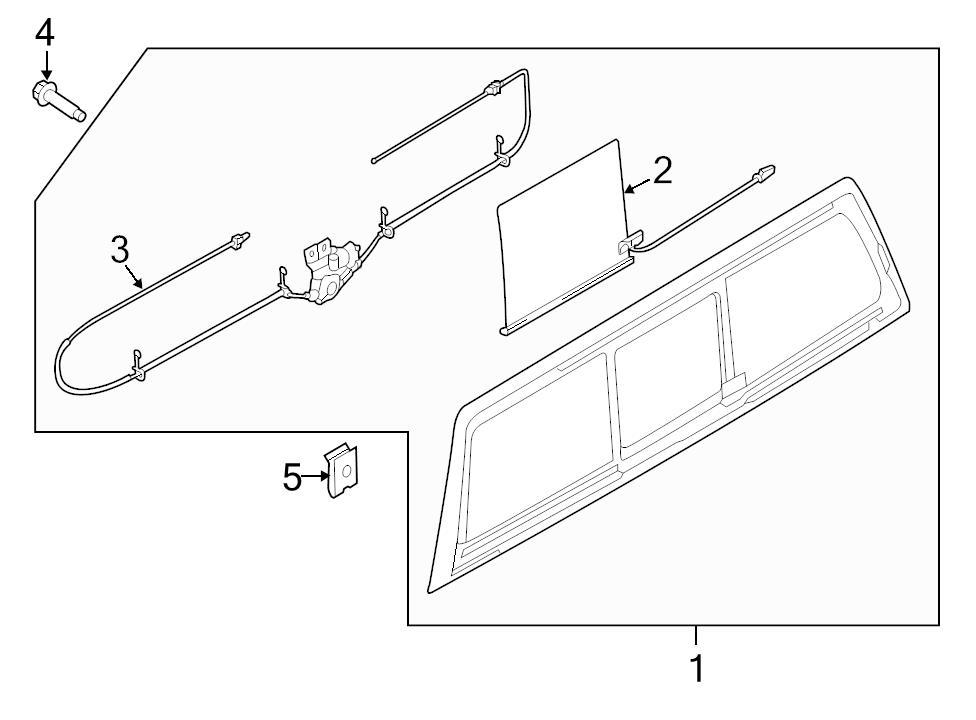 05 f150 power window ledningsdiagram