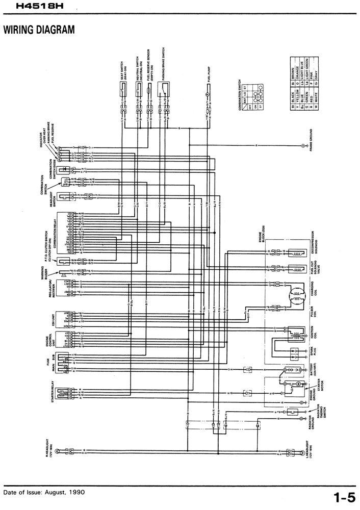 Honda 5013 Wiring Diagram Control Cables  Wiring Diagram