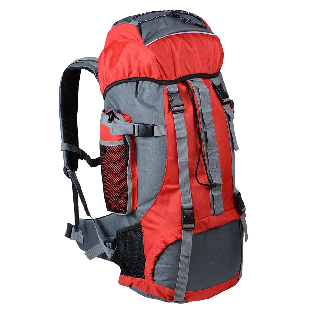 Travel Rucksack Details About 70l Large Camping Backpack Outdoor Sports Hiking Rucksack Travel Shoulder Bag