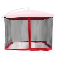 9'x9' Mosquito Netting Bug Mesh Net For Outdoor Patio