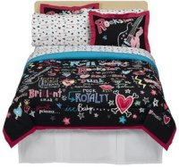 Circo Twin Bed Bag Rocker Girl Rock Star Comforter Set