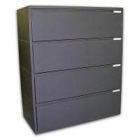 Herman Miller 42 Meridian 4-Drawer Lateral Files File ...