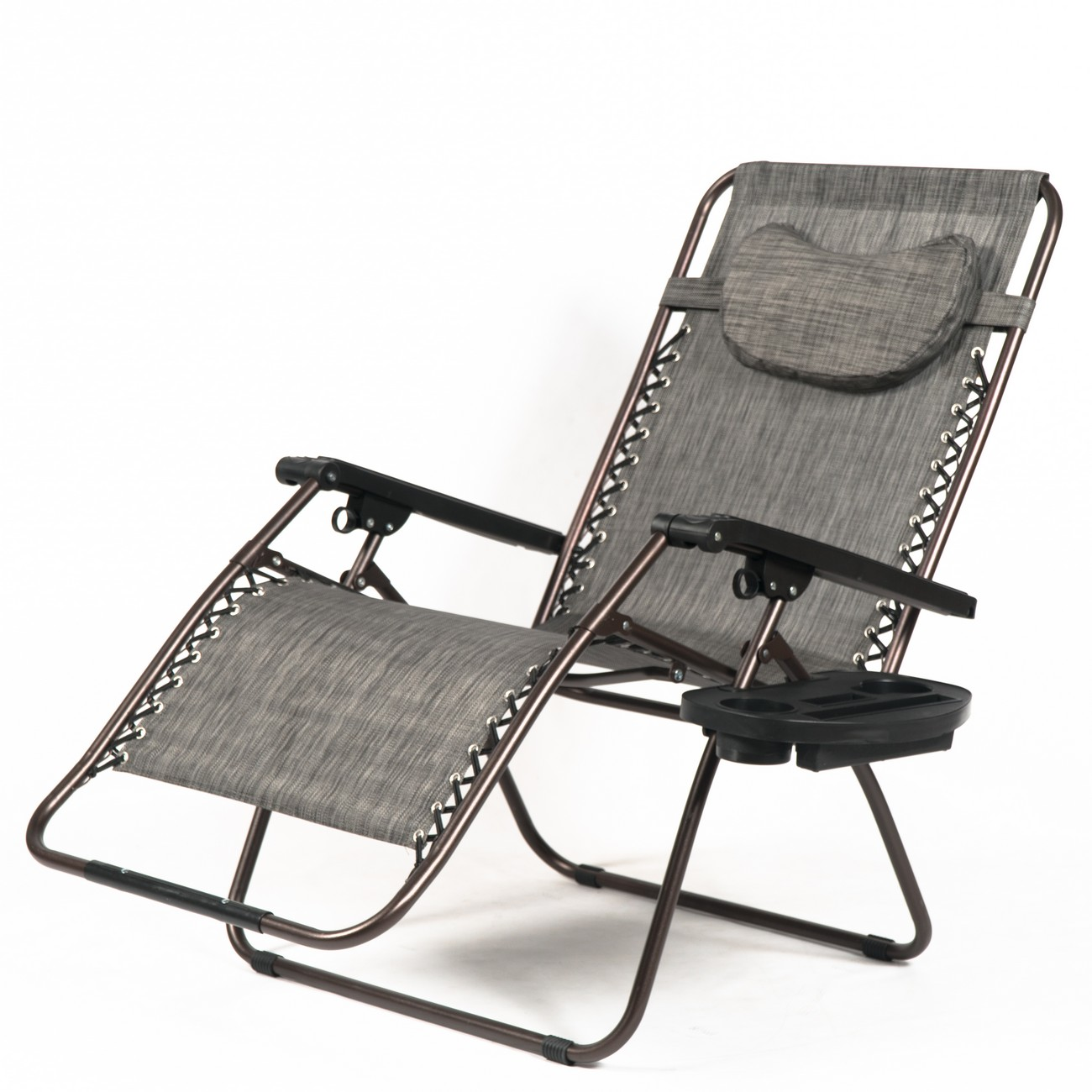 NEW Set of (2) Zero Gravity Chair XL Oversize Chairs