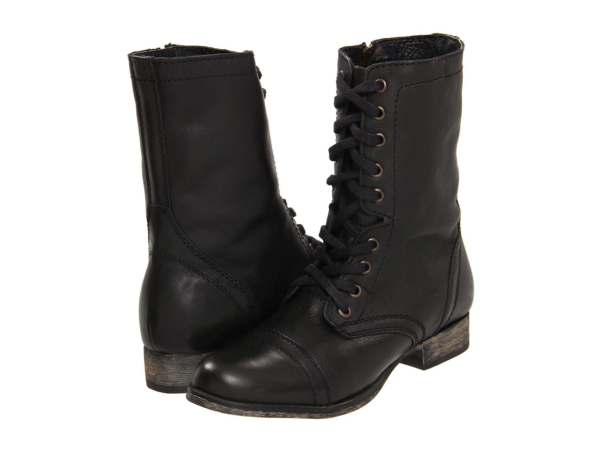 22 Popular Black Lace Up Boots For Women Sobatapkcom