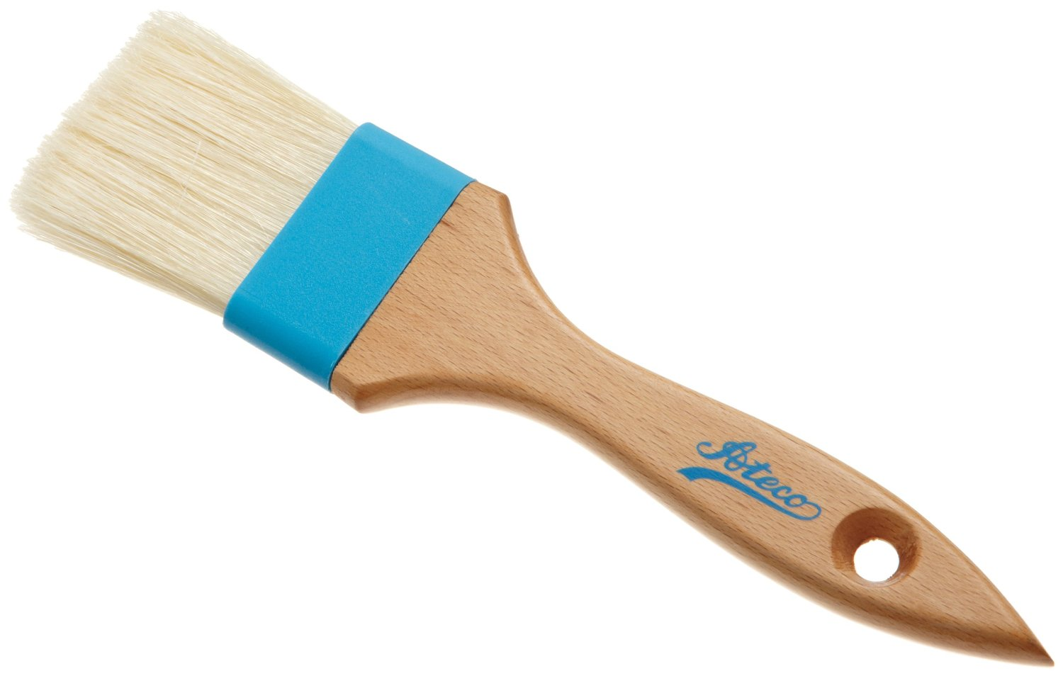 Pastry Brush Details About Ateco Flat Pastry Brush 2 Inch Wide Basting Kitchen Baking Tool Natural Wood