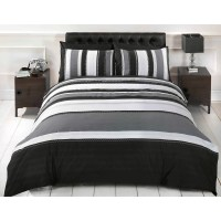 Striking Bold And Vibrant Duvet Quilt Cover, Contemporary