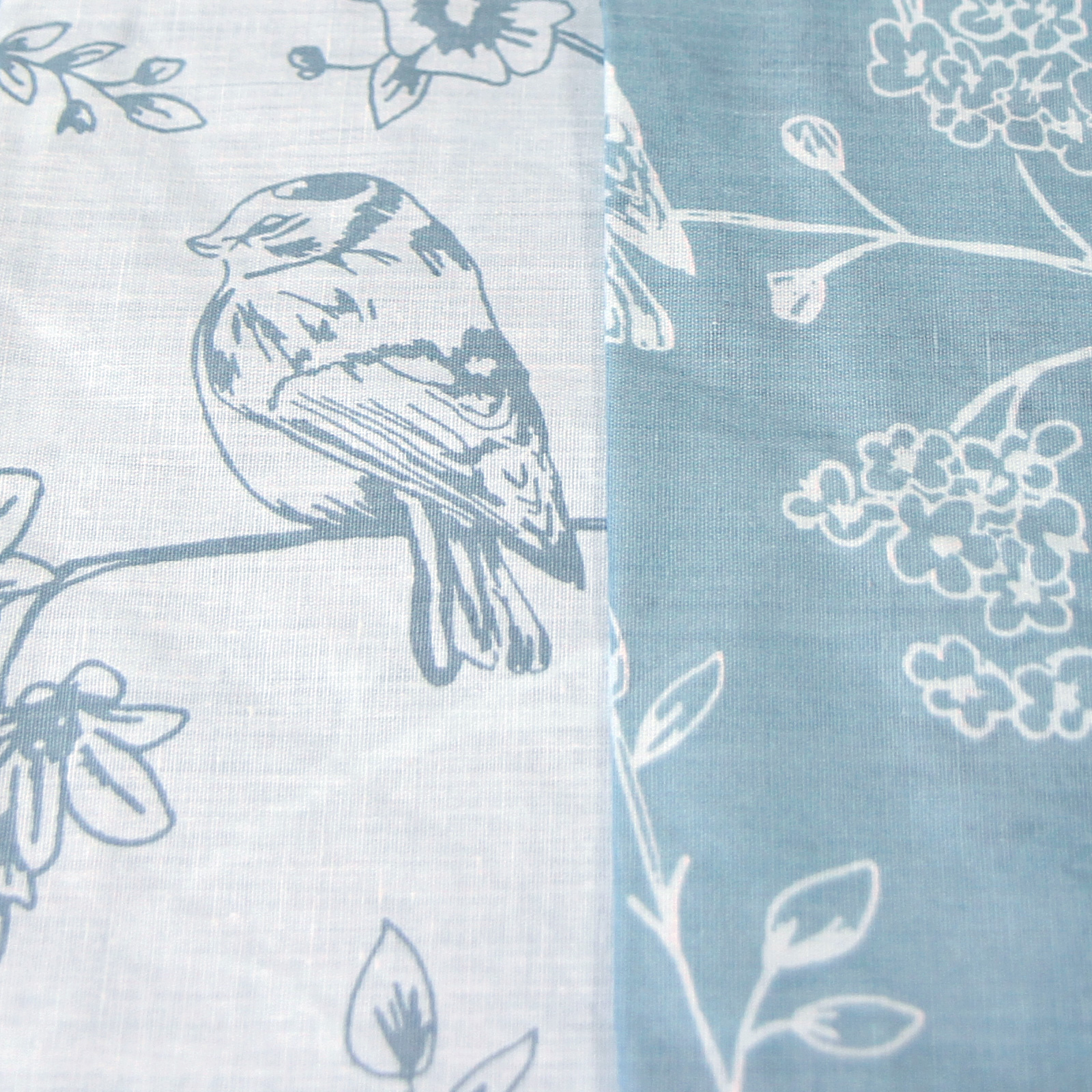 Toile Duvet Cover French Toile Duvet Quilt Cover Reversible Floral Bird