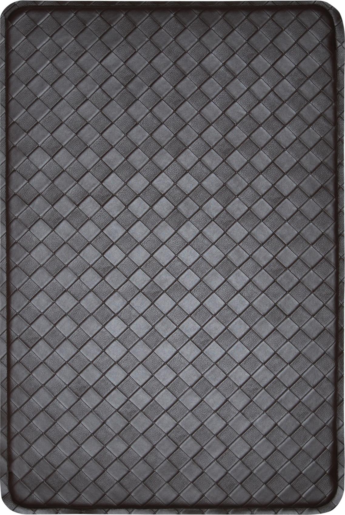 Modern indoor cushion kitchen rug anti fatigue floor
