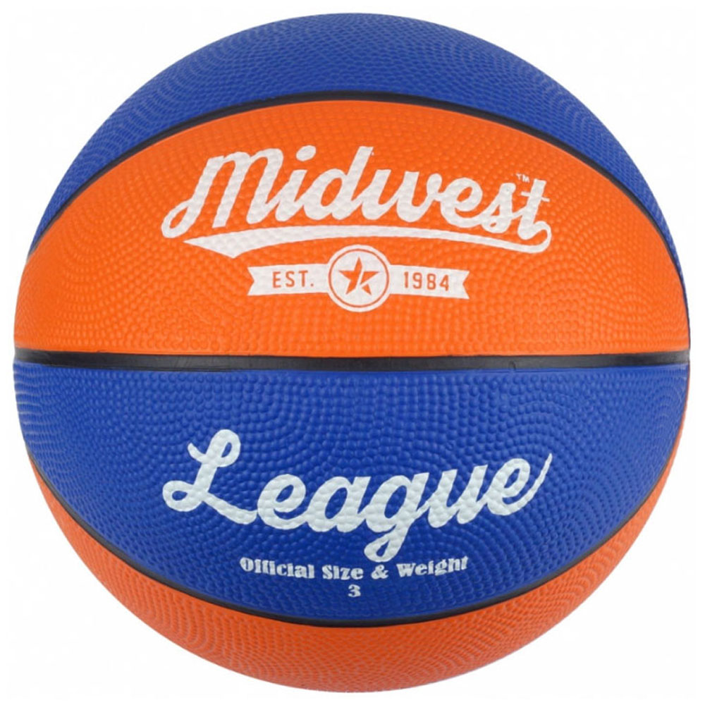 Basketball Ball Details About Midwest League Basketball Ball All Sizes Yellow Purple Or Blue Orange