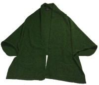 Pocket Shawl Wool Blend Irish Made | eBay