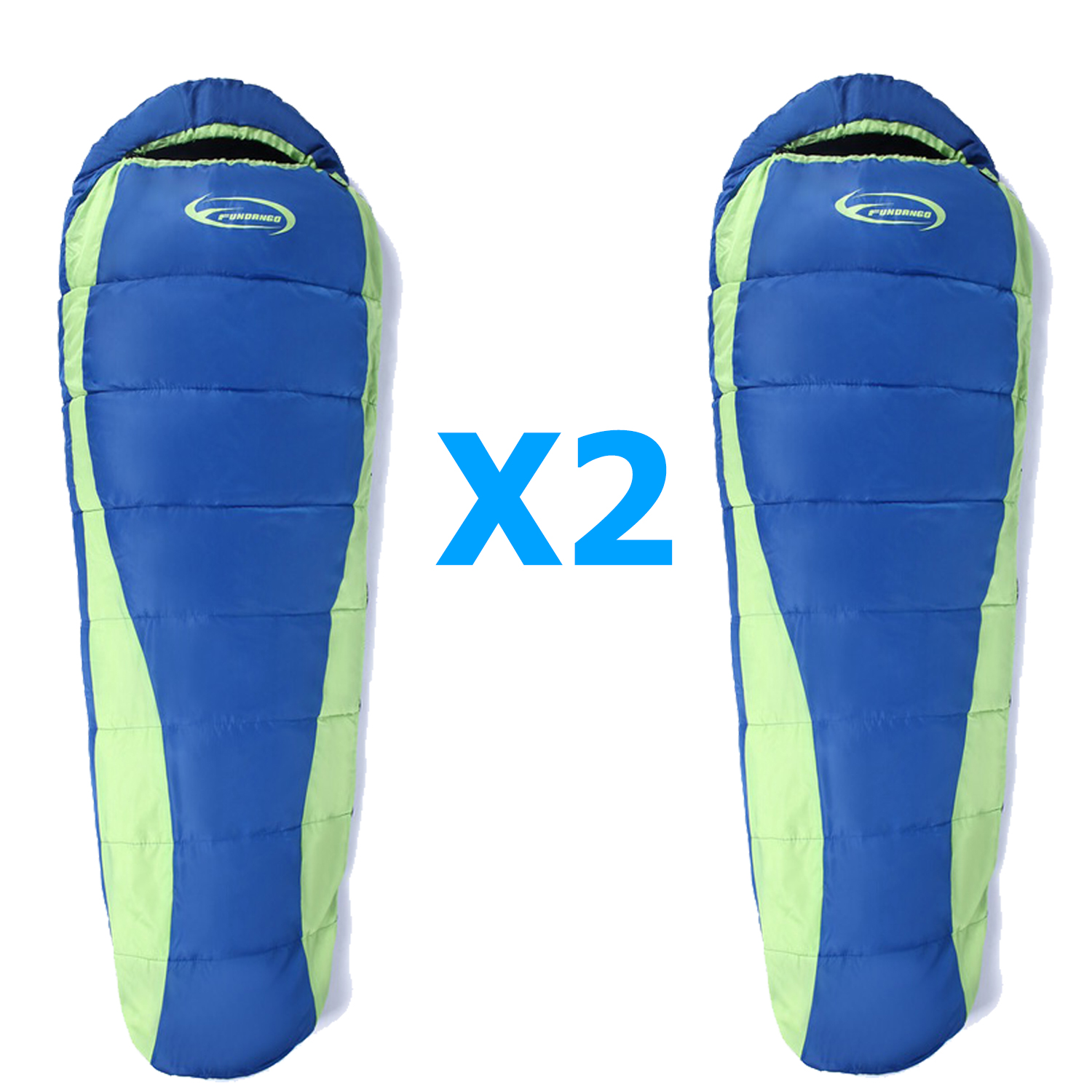 Target Sleeping Bags 2 Person Tent 2x Mummy Sleeping Bags 3day Zombie Survival