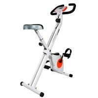 Xspec Foldable Stationary Upright Exercise Bike Cardio