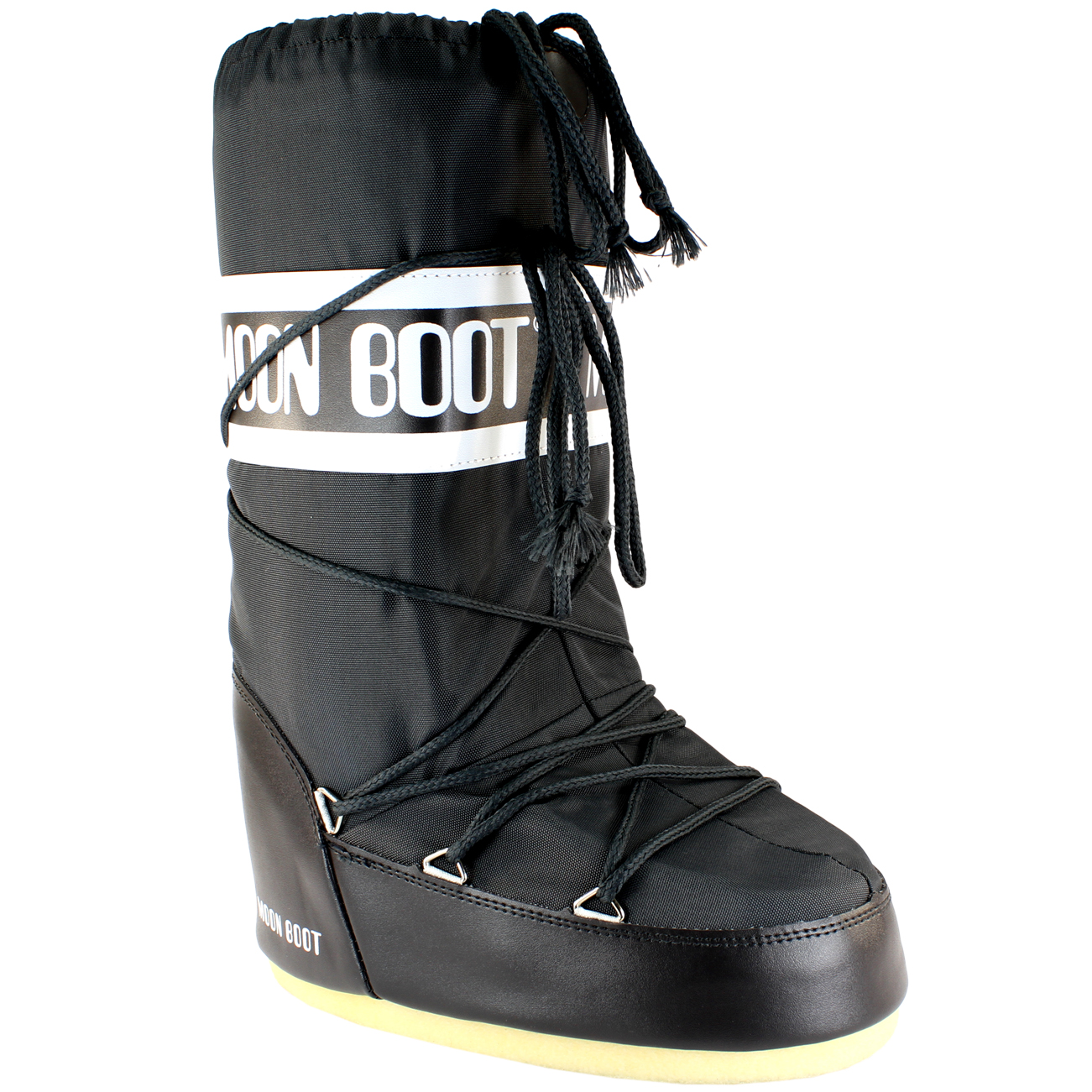 Mens Tecnica Moon Boot Nylon Mid Calf Waterproof Winter