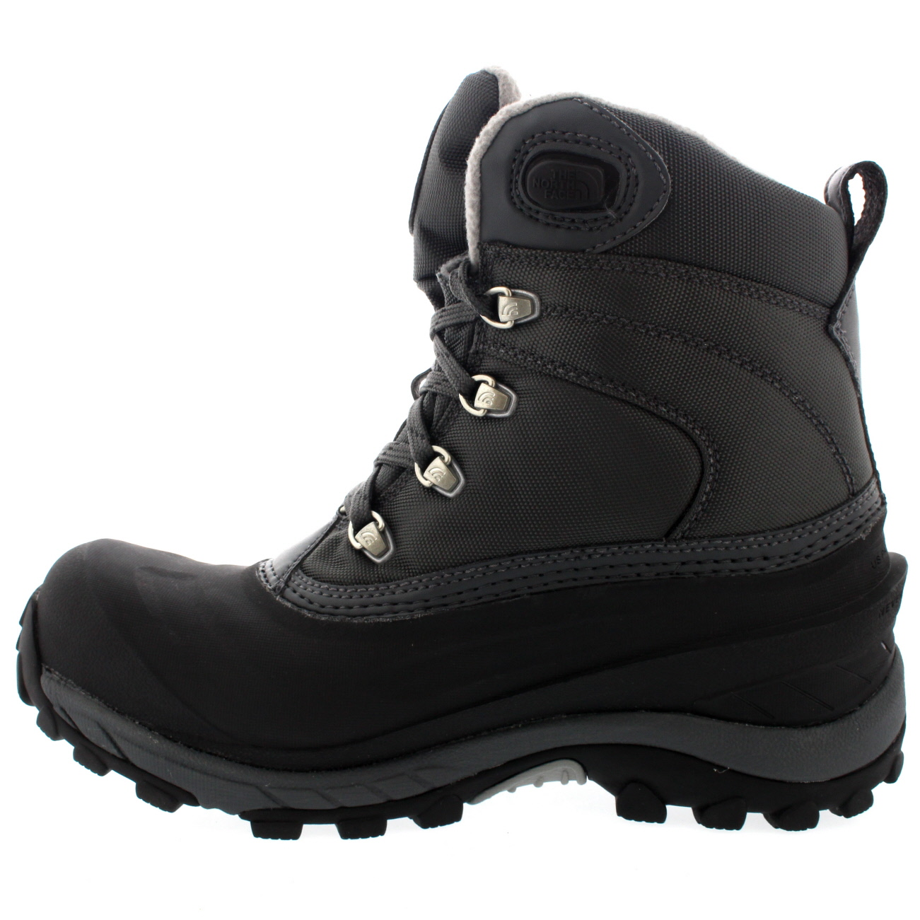 Mens The North Face Chilkat Iii Snow Hiking Lace Up Winter