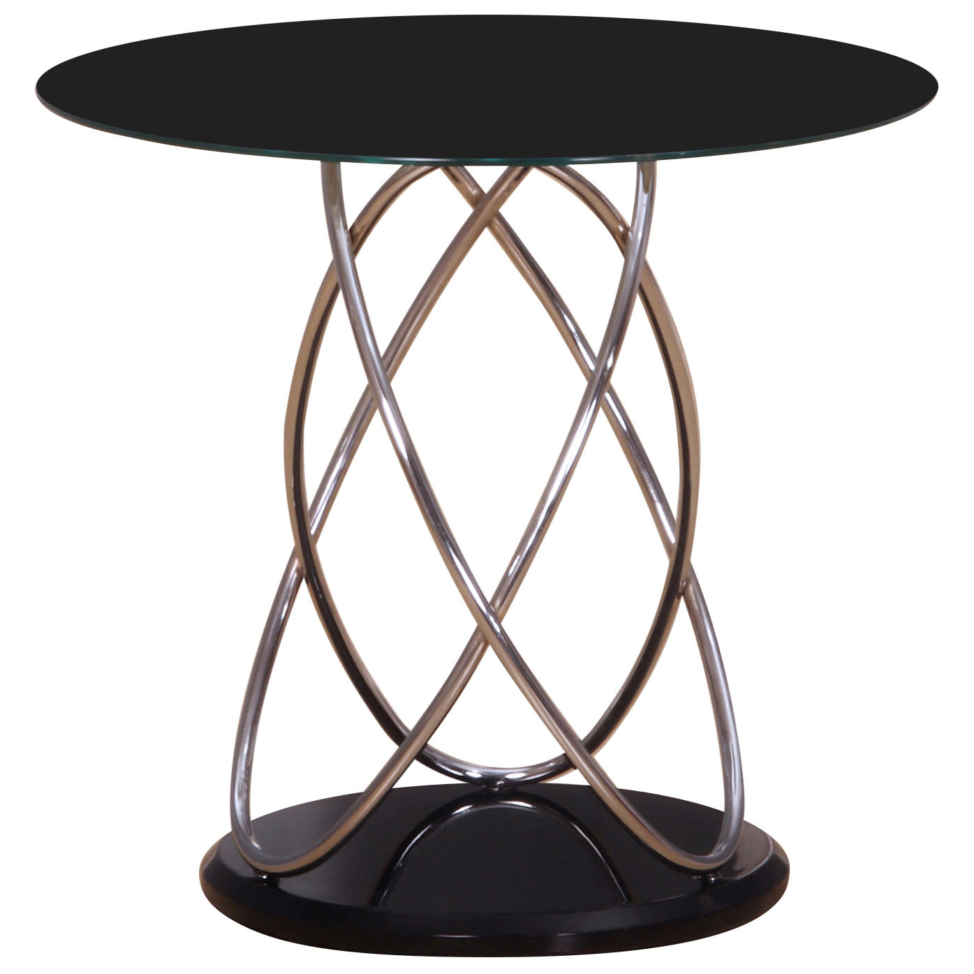 Small Black End Table Chrome And Glass End Lamp Small Side Coffee Table Clear