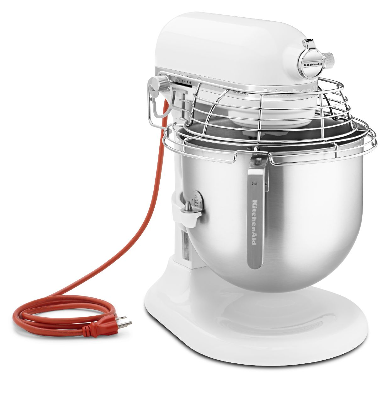 Commercial Countertop Mixer Kitchenaid Nsf Certified Commercial 8 Qt Bowl Lift Stand