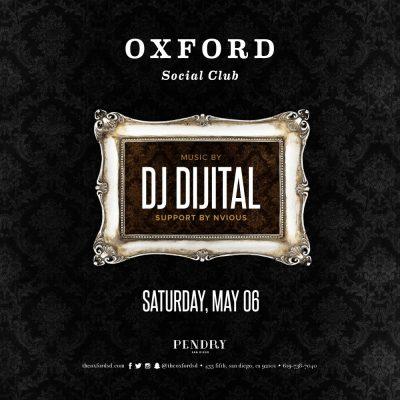 San Diego Dj Events Calendar San Diego Marriott Gaslamp Quarter Best Hotel Downtown Kaos Oxford Social Club May 11 2017