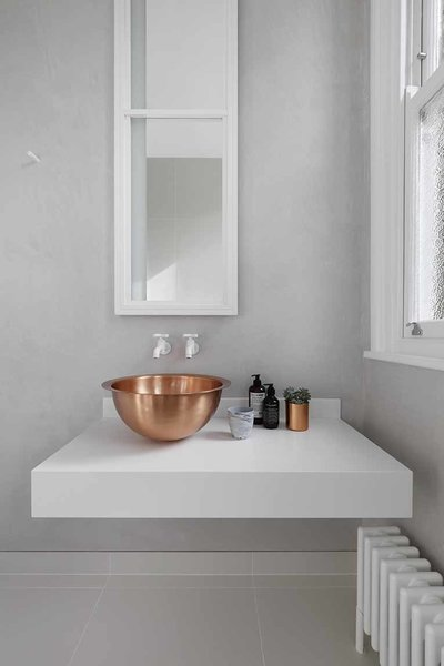 Danish Modern Lighting Fixtures Dwell - 10 Ideas For The Minimalist Bathroom Of Your Dreams