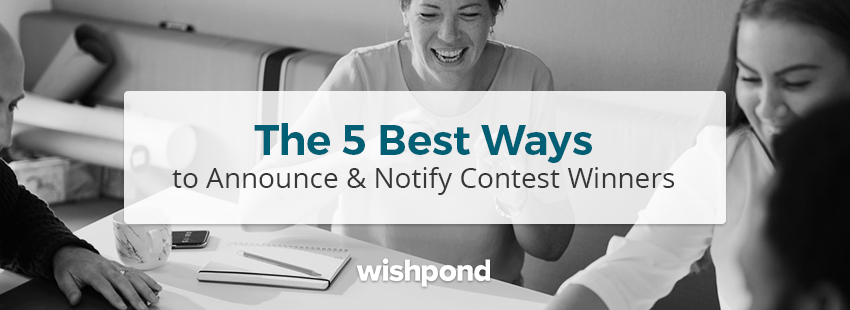 5 Proven Ways to Announce  Notify Contest Winners (With Examples)