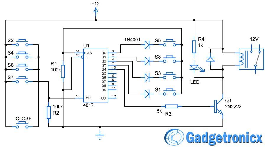 Mains Supply Failure Alarm Circuit Diagram Proyectos a intentar - computer programmer job descriptions
