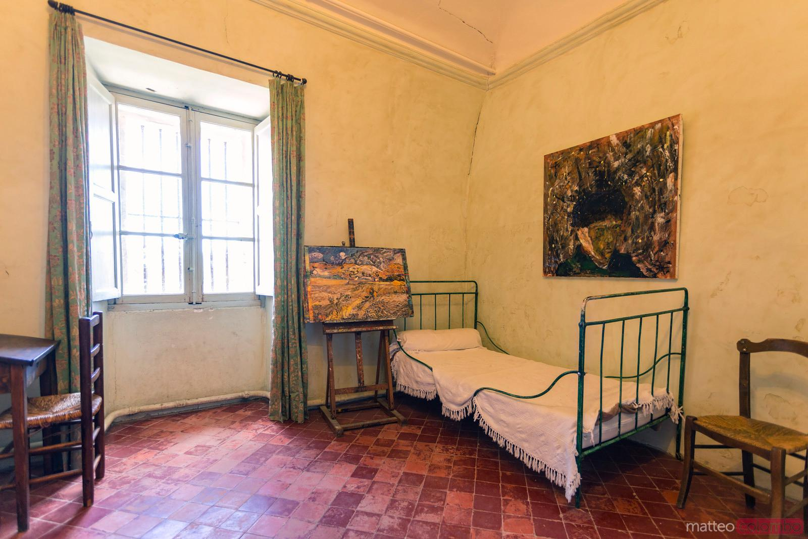 St Remy Matteo Colombo Travel Photography Van Gogh Bedroom In St Remy De