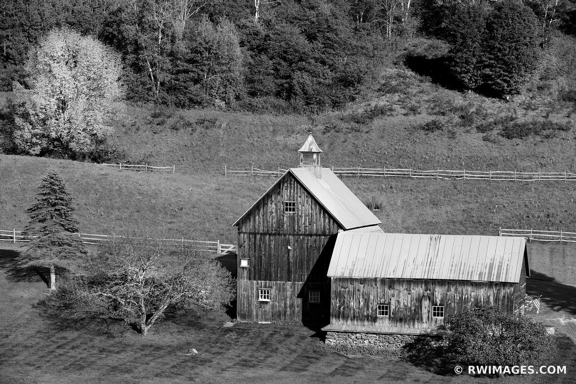 Framed Photo Print Of Old Barn Vermont Black And White Print Picture Image Fine Art Photography Large Framed Print Wall Decor Art For Sale Stock Photo Photograph High Resolution Digital Download Aluminum
