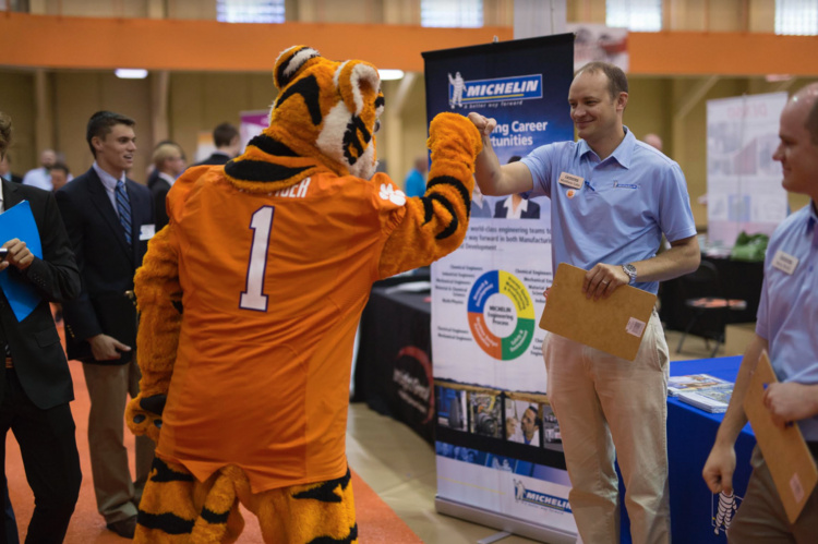 Engineering and Computer Science Career Fair - Clemson University