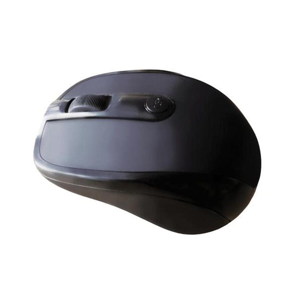 Xtreme Wireless Optical Mouse With Nano Receiver Black