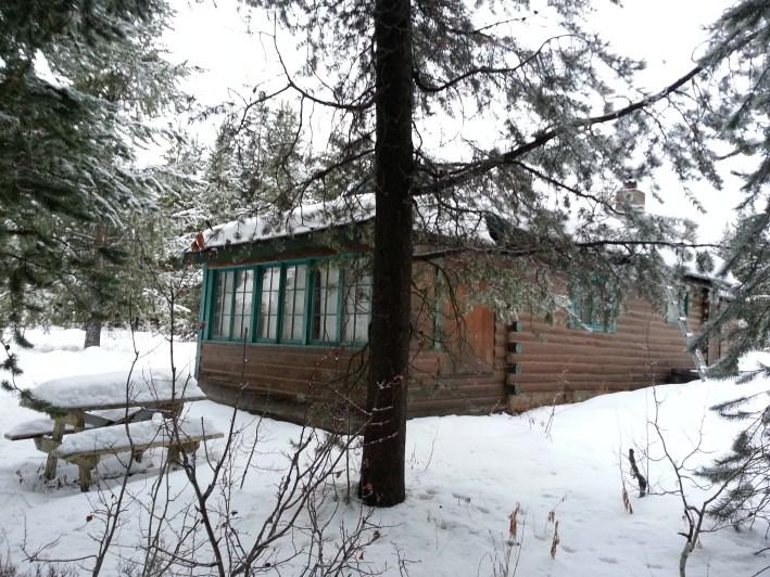 Neighbor's Cabin 1