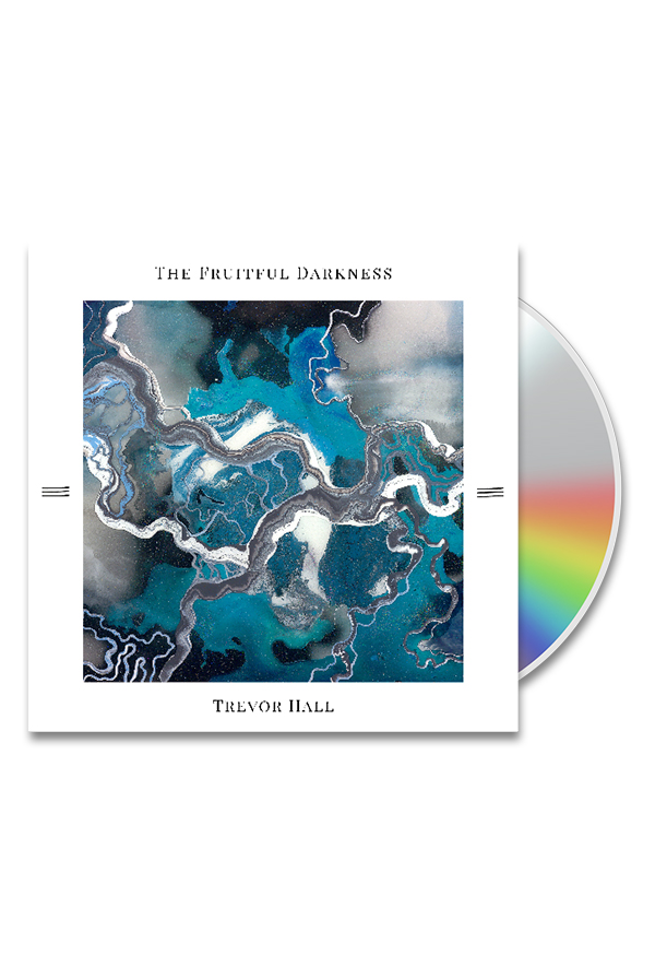 The Fruitful Darkness CD Music - Trevor Hall Music - Online Store on
