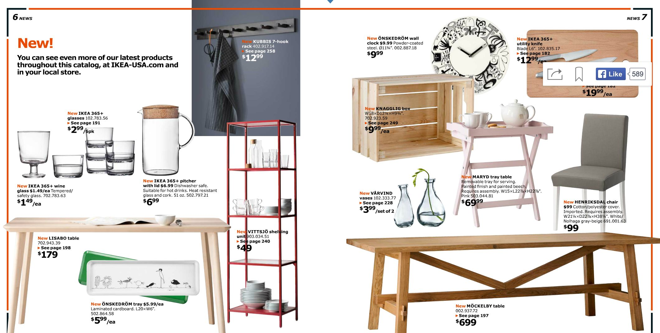 Ikea Büromöbel Katalog 2017 Furniture Finds Our 10 Favorite Items From The 2016 Ikea