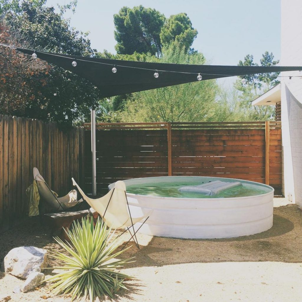 Outdoor Shower Tumblr 17 Gorgeous Backyard Pools That Will Make You Long For Summer
