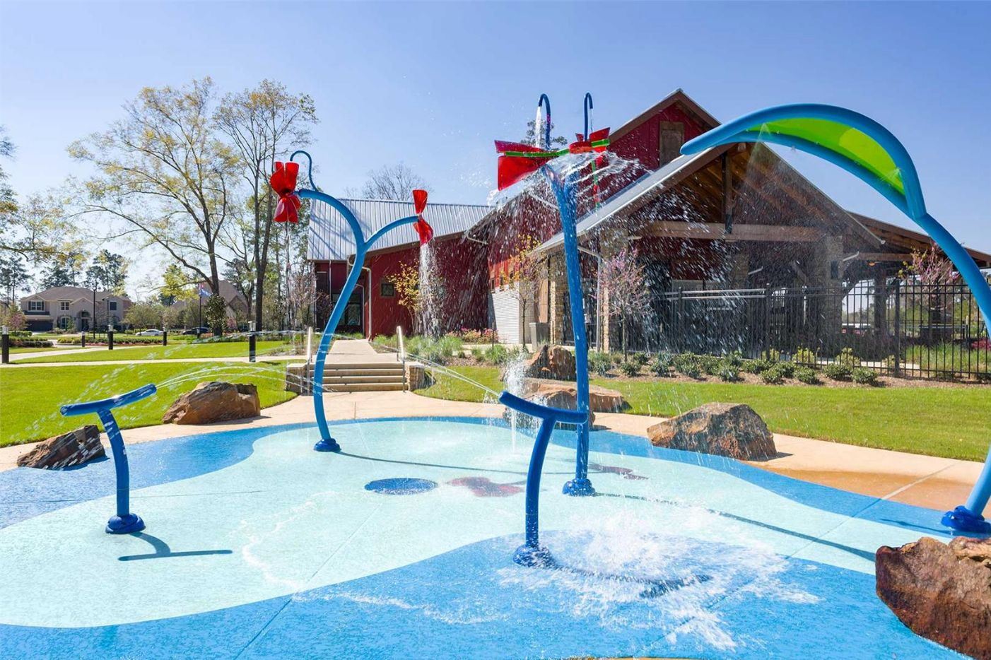 Tavola Park Spring Is The Perfect Season To Enjoy The Outdoor Amenities At